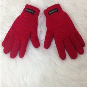 Thinsulate Ultra Insulation Ladies Wool Gloves